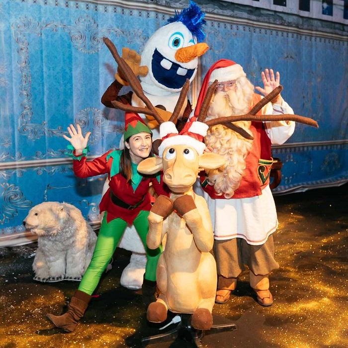 Santa Claus Kingdom | Το Παγωμένο Βασίλειο με τα αμέτρητα παιχνίδια